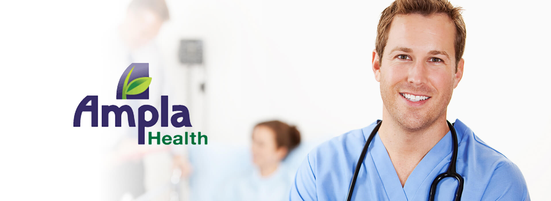Ampla health new slide with logo