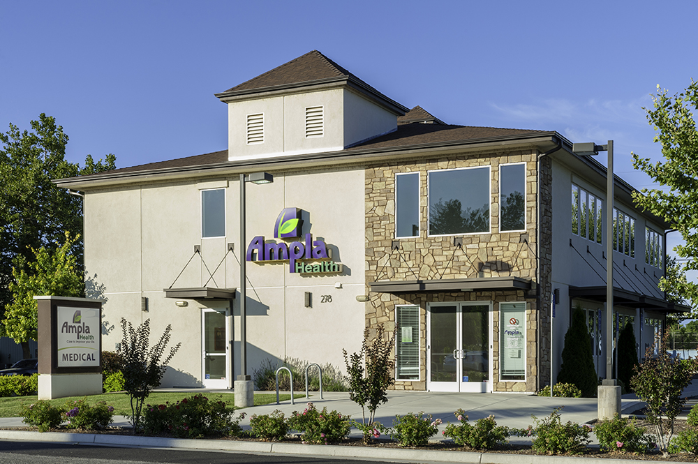 Ampla Health Medical Clinic in Hamilton City, CA